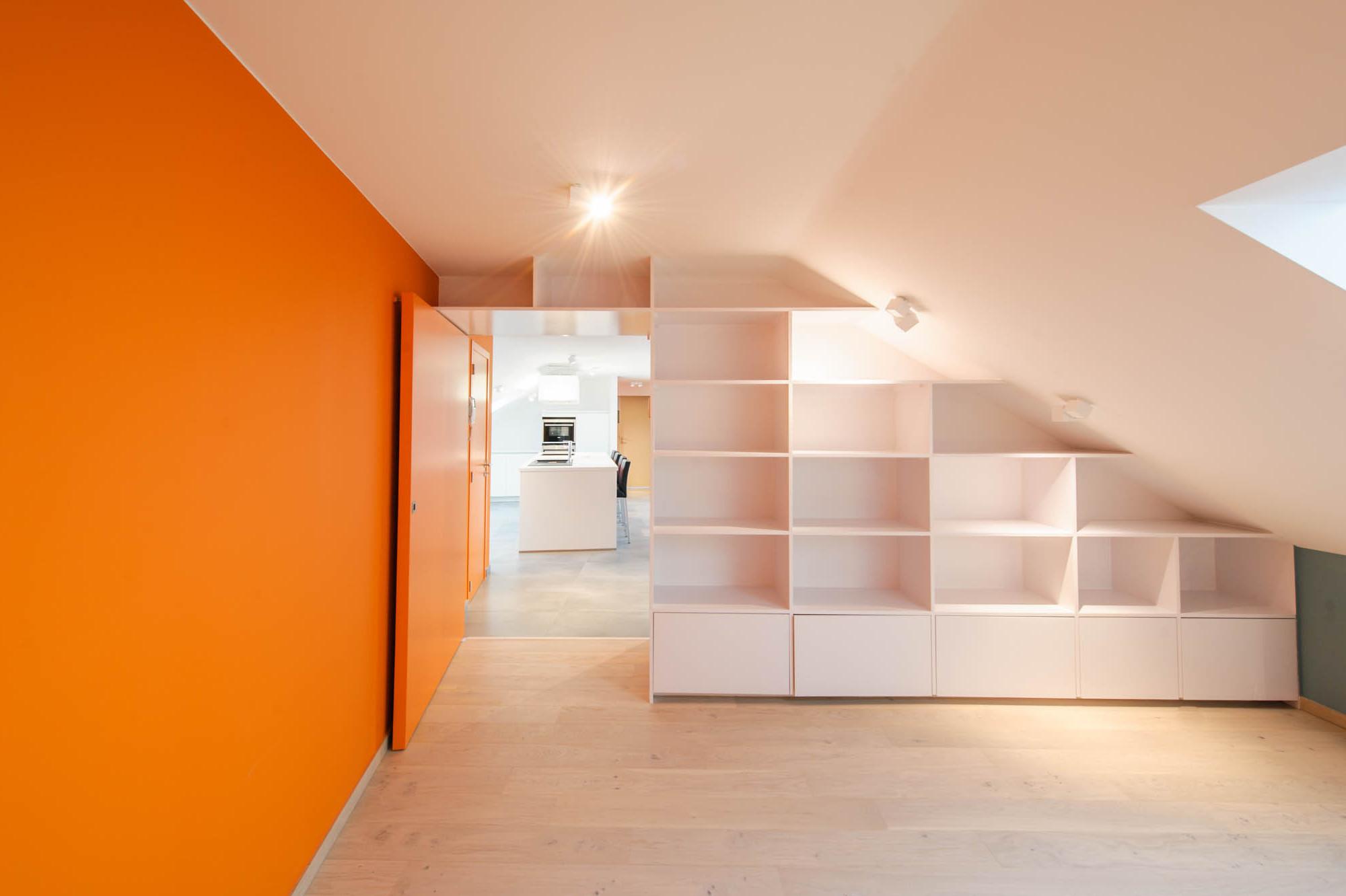 Menuiserie intérieure - rangement - bibliothèque