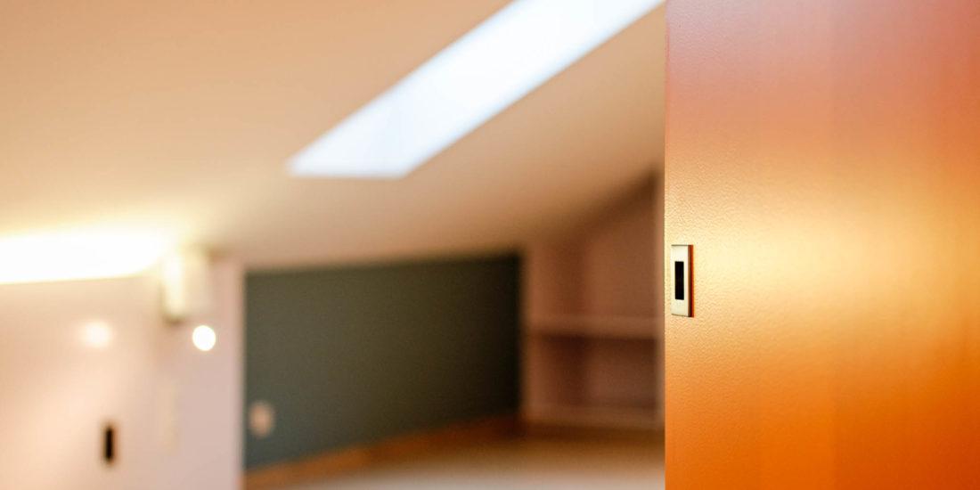 Menuiserie intérieure - porte