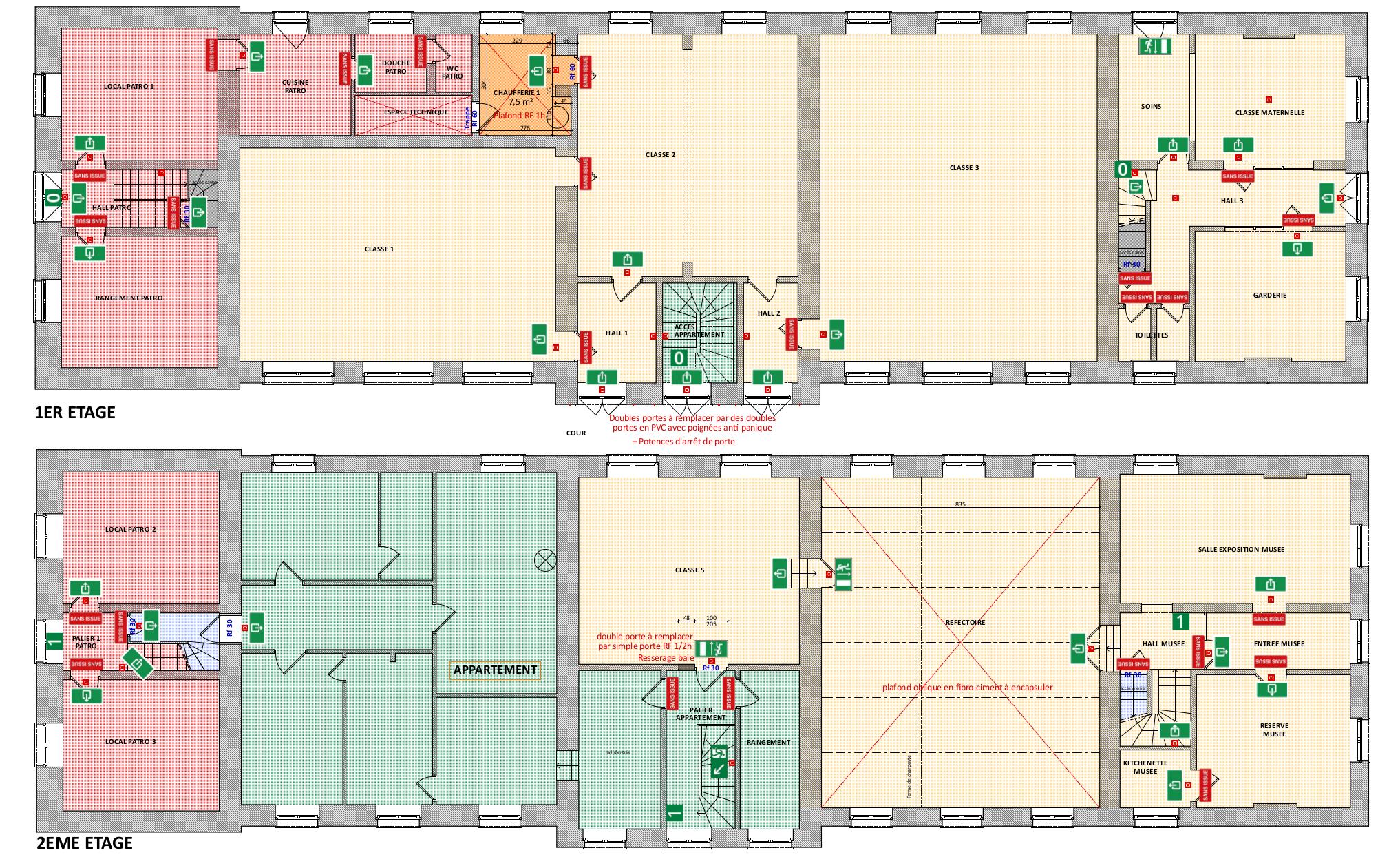 Giga-Architectures-Ecoles-PPT-Mise-en-conformité-électricité-incendie-amiante