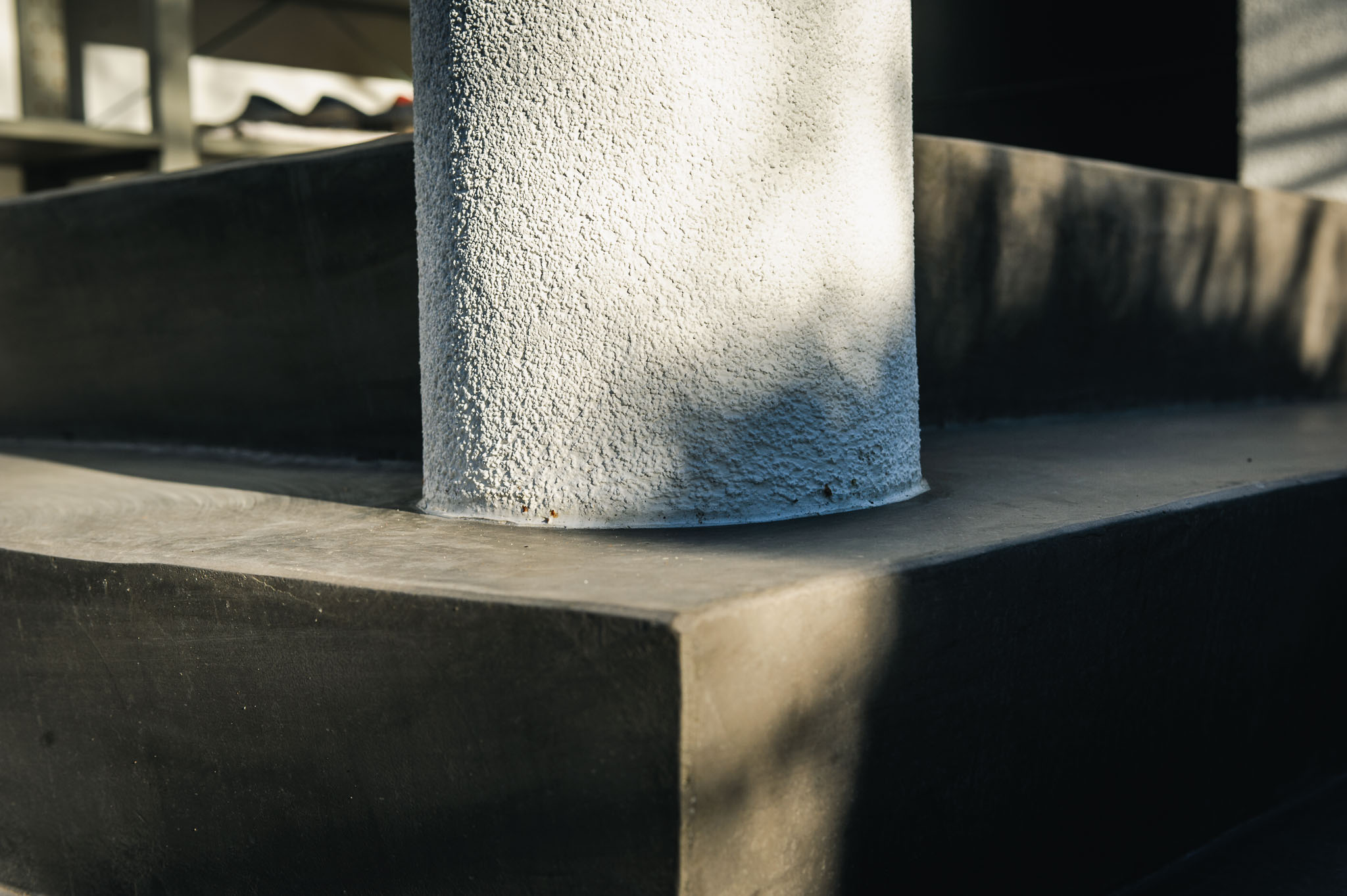 Enduit mince à base de ciment - mortex