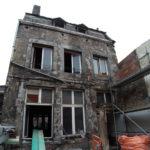 Reconstruction de façade