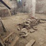 Rénovation - Raclage de sol (carreaux de ciment)